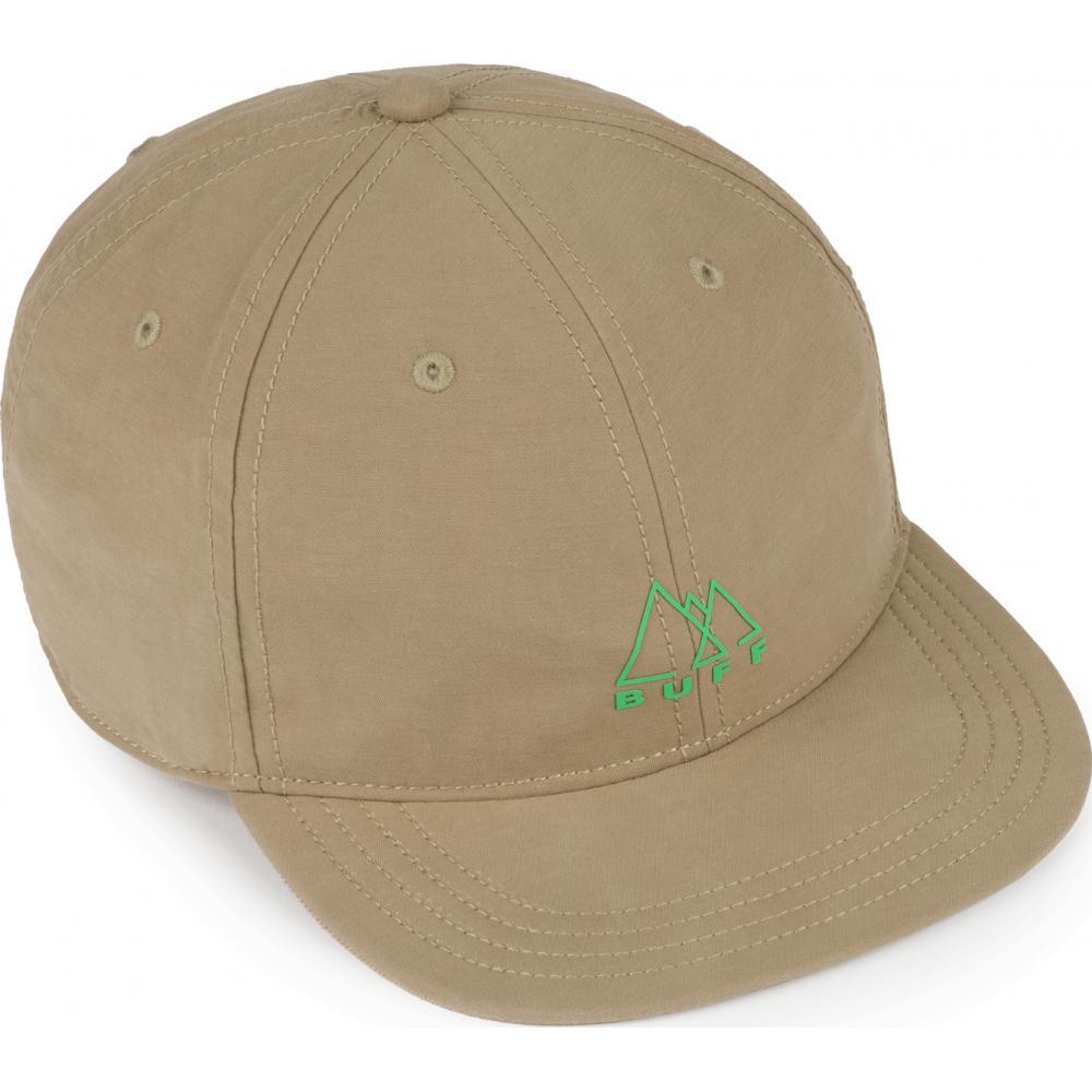 BUFF PACK BASEBALL CAP SOLID SAND