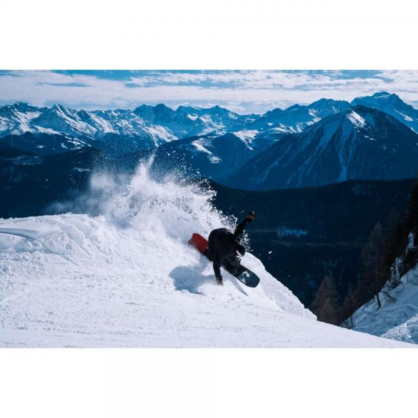 Placa snowboard Nidecker Area