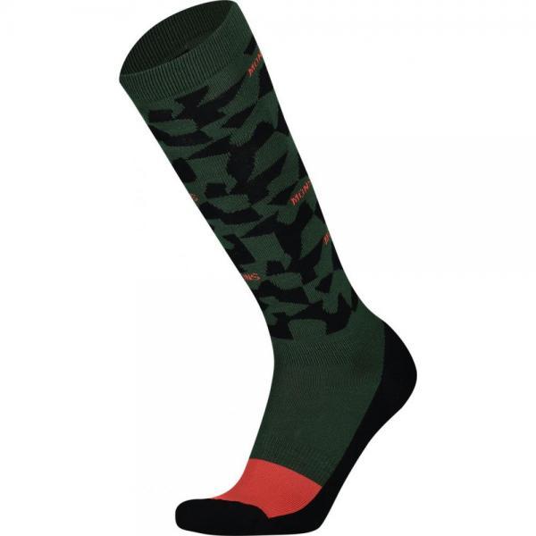 Sosete Mons Royale Lift Access Sock Pine Camo