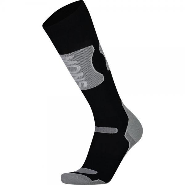 Sosete Mons Royale Pro Lite Tech Sock Black / Grey Marl